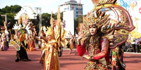 karnival batik solo